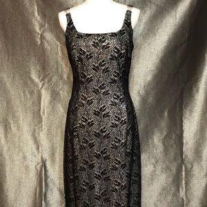 Evening Lace Maxi Dress
